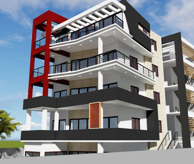 Appartements-Tamatave