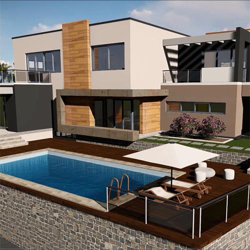 Villa contemporaine à Alasora